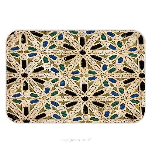 moroccan mosaic dress - 3