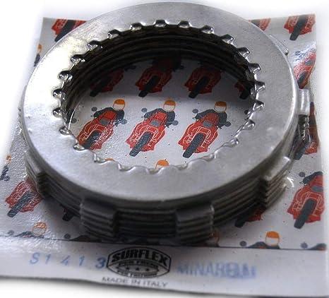 Ducati embrague protectora de titanio para todos en seco acopladores