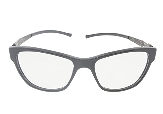 Amazon.com: ic! Berlin Black Hole Obsidian Black Optical Frames ...