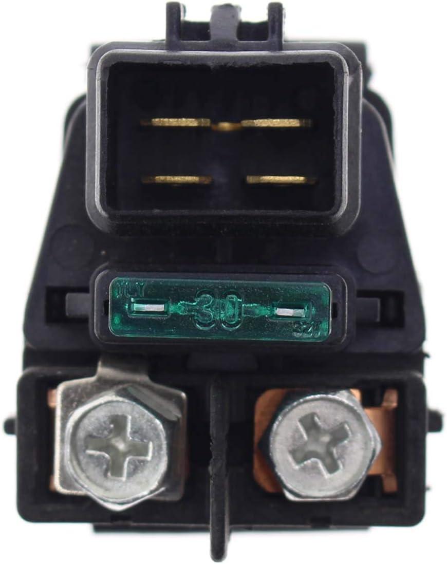 Carbhub Starter Solenoid Relay for Arctic Cat 375 400 454 500 2X4 4X4 Suzuki Quadrunner 500 Quadmaster LTA500 LTF500 LT-A500F LT-F500 ATV UTV