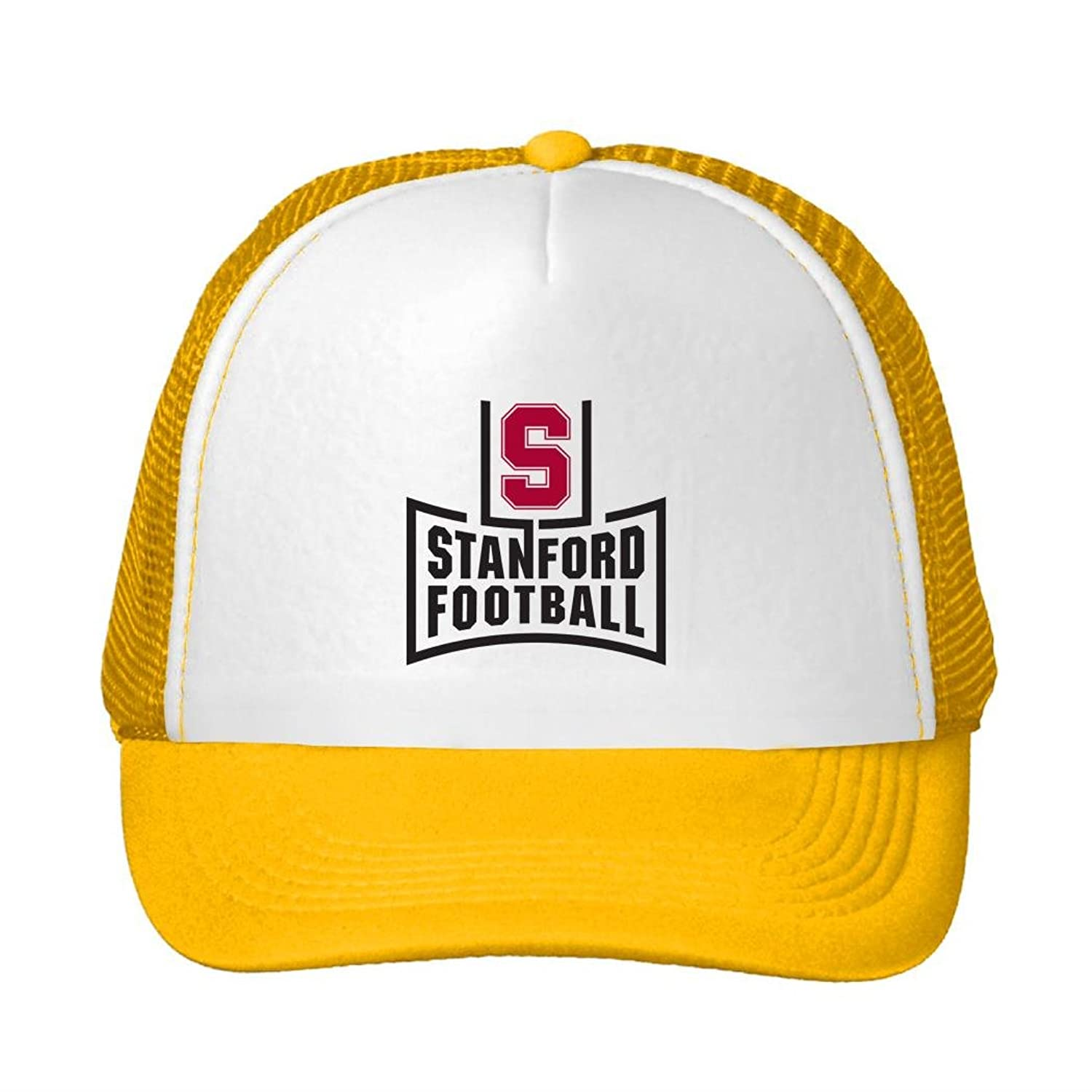 MUKIY Stanford Cardinal Logo Design Trucker Hats adjustable hats