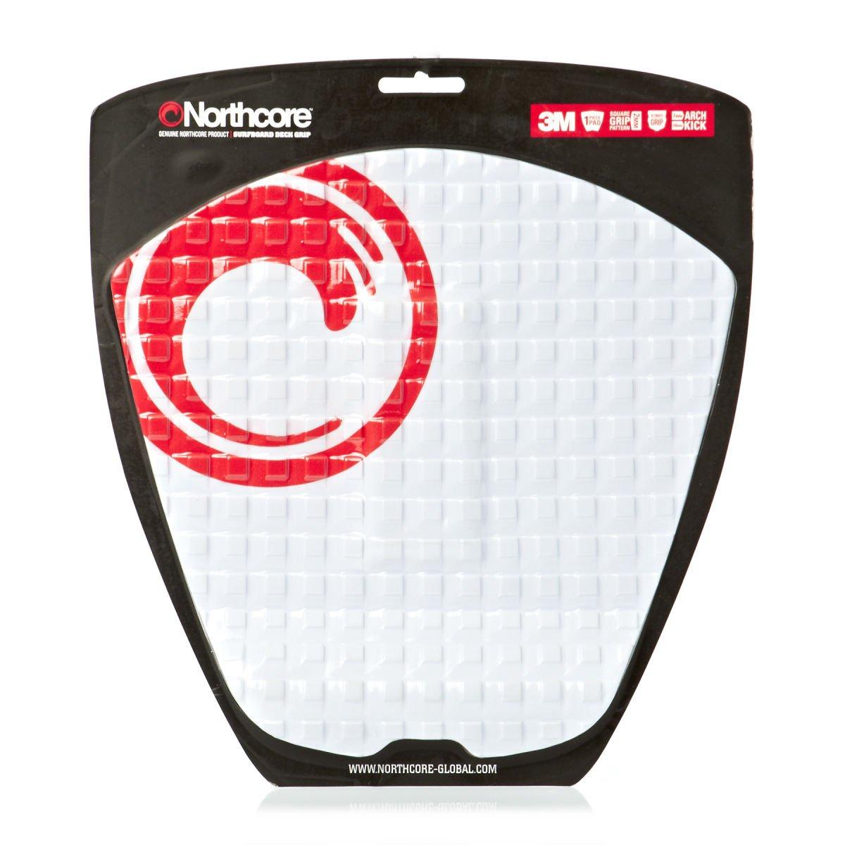 Northcore Ultimate Grip Deck Pad WHITE NOCO63B Colour - White