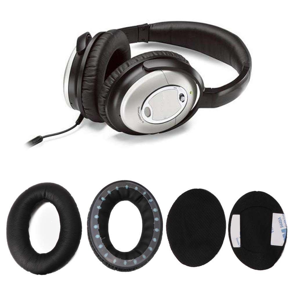 RGBIWCO Earmuff Ear Pads Cushion for Bose Triport TP-1 TP1 AE 1 Headphones Replacement Earpad