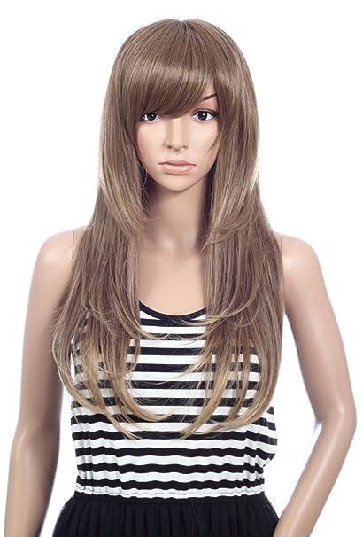 Taglio effetto extension capelli lunghi