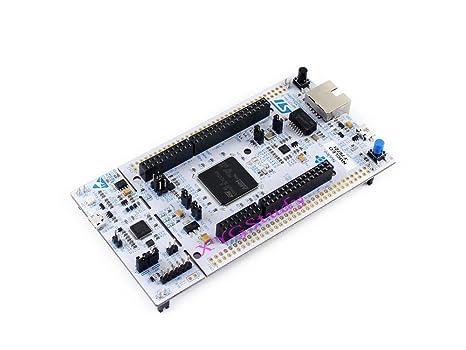 Amazon com: NUCLEO-F767ZI with MCU STM32F767ZI supports Arduino ST