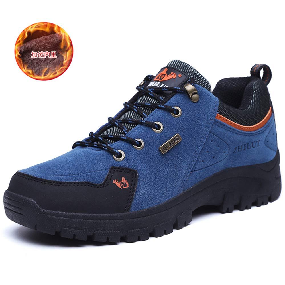 FHTD Herren Casual Wanderschuhe Plus Cotton Verdickung Verdickung Verdickung Warm Turnschuhe Outdoor Siking Schuhe 12 Yards Zu Halten 3b876a