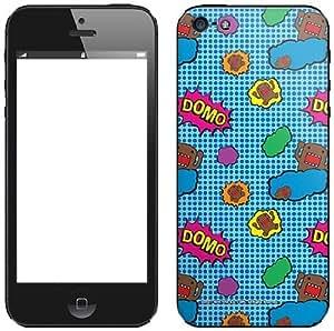 Zing Revolution Domo Premium Vinyl Adhesive Skin for iPhone 5, Domo Pop (MS-DOMO70318)