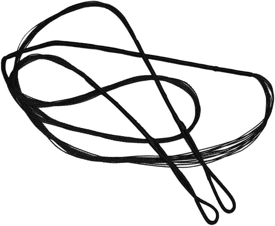 Nylon Durable Corde d/'Arc Corde pour Arc Recourbé Accessoire De Chasse Tir