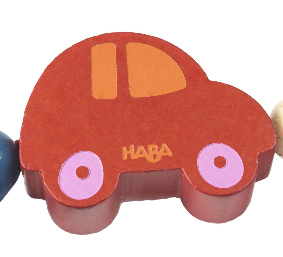 HABA Toot Toot Clutching Toy Made in Germany 3798