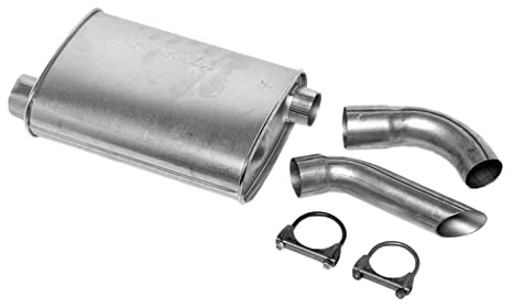 dynomax 17757 Super Turbo Silenciador