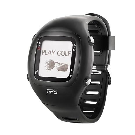 SKARLIE GPS, Reloj de Golf, Tarjeta de puntuación para el Campo de ...