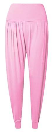 b94142c90 Hot Hanger® Girls Harem Trousers Ali Baba Long Pants Baggy Hareem Leggings  UK 7-
