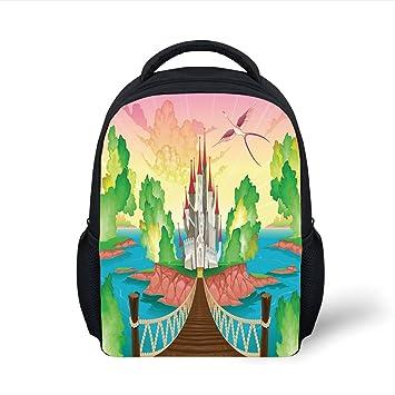 Amazon.com  iPrint Kids School Backpack Children d8f9f091e9932