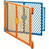 North States 2-Panel Extension for Multicolor Superyard Colorplay or Superyard Colorplay Ultimate: Increases Play Space up to 34.4 sq. ft. (Adds 64', Multicolor)