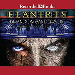Elantris Audiobook