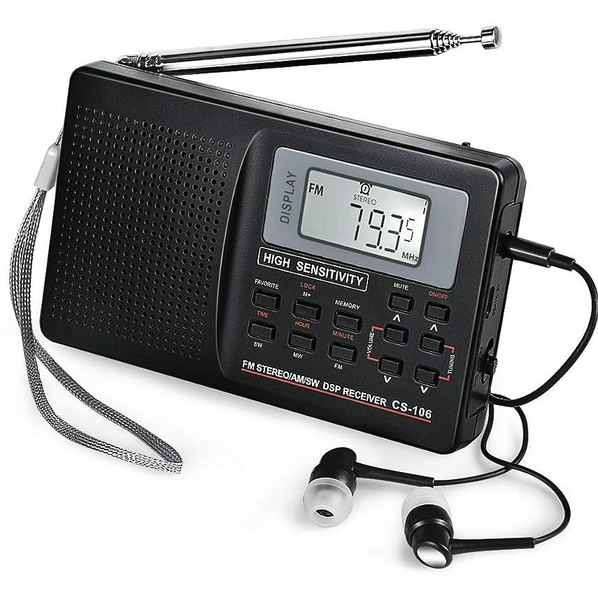 特許誇張するとティームAsahi Denki ELPA AM?FMスピーカーラジオ ER-19F