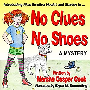 No Clues, No Shoes Audiobook