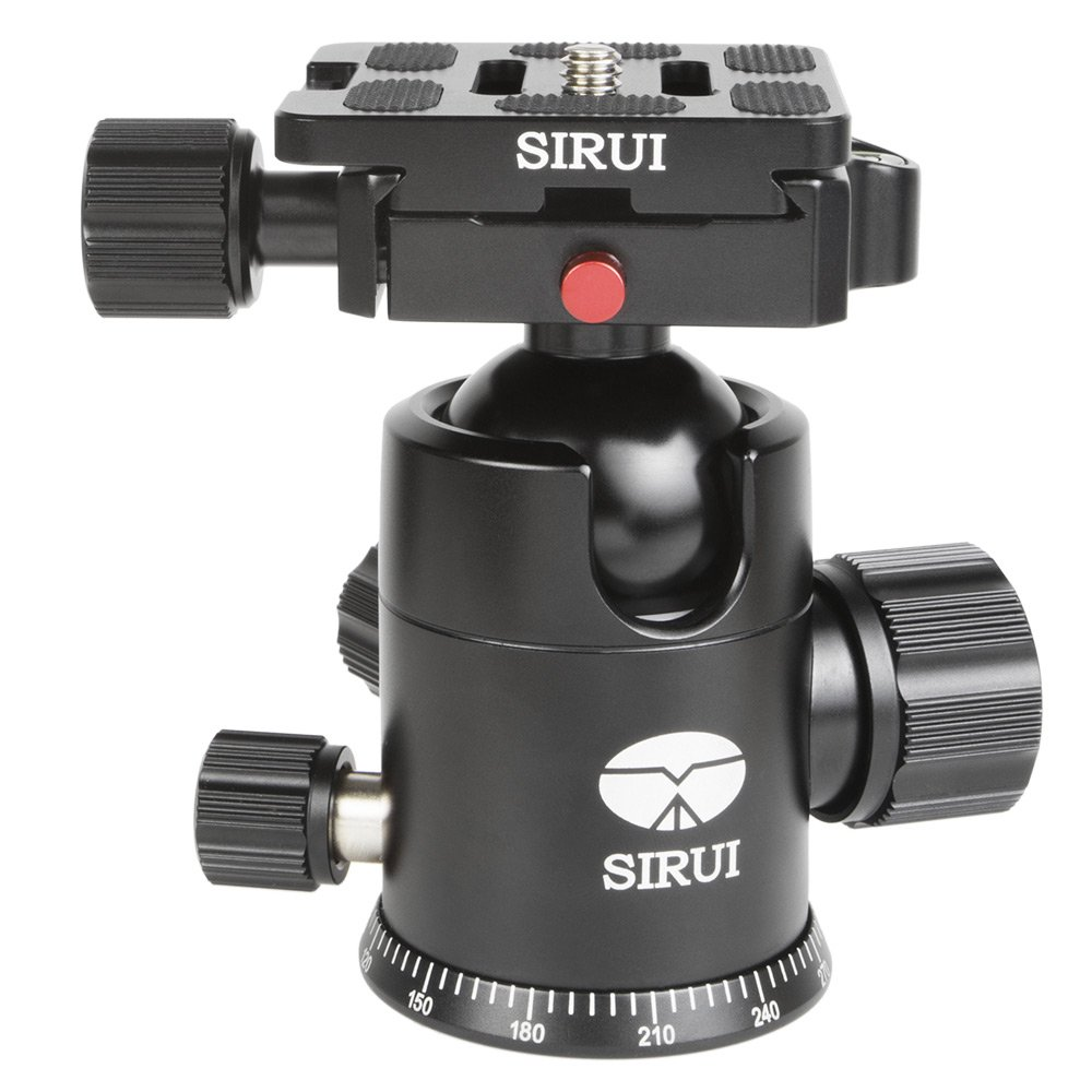 SIRUI G-20X Ball Head with Quick Release Plate by Sirui