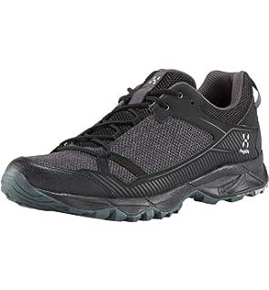 Haglöfs Trail Fuse, Zapatillas de Cross para Mujer, Negro (True Black/Mineral 48m), 37 1/3 EU: Amazon.es: Zapatos y complementos