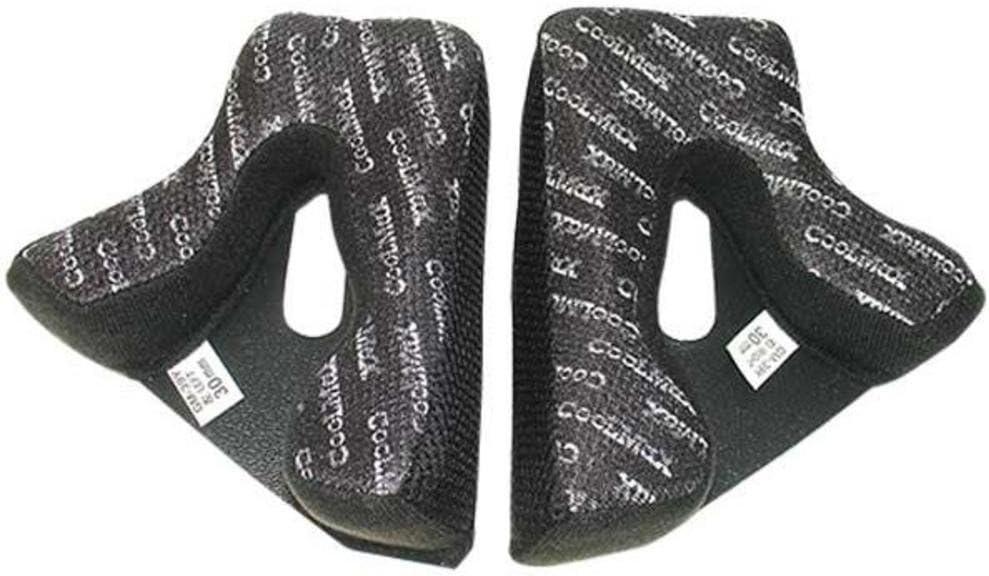 GMAX Cheek Pads for GM39 Helmet