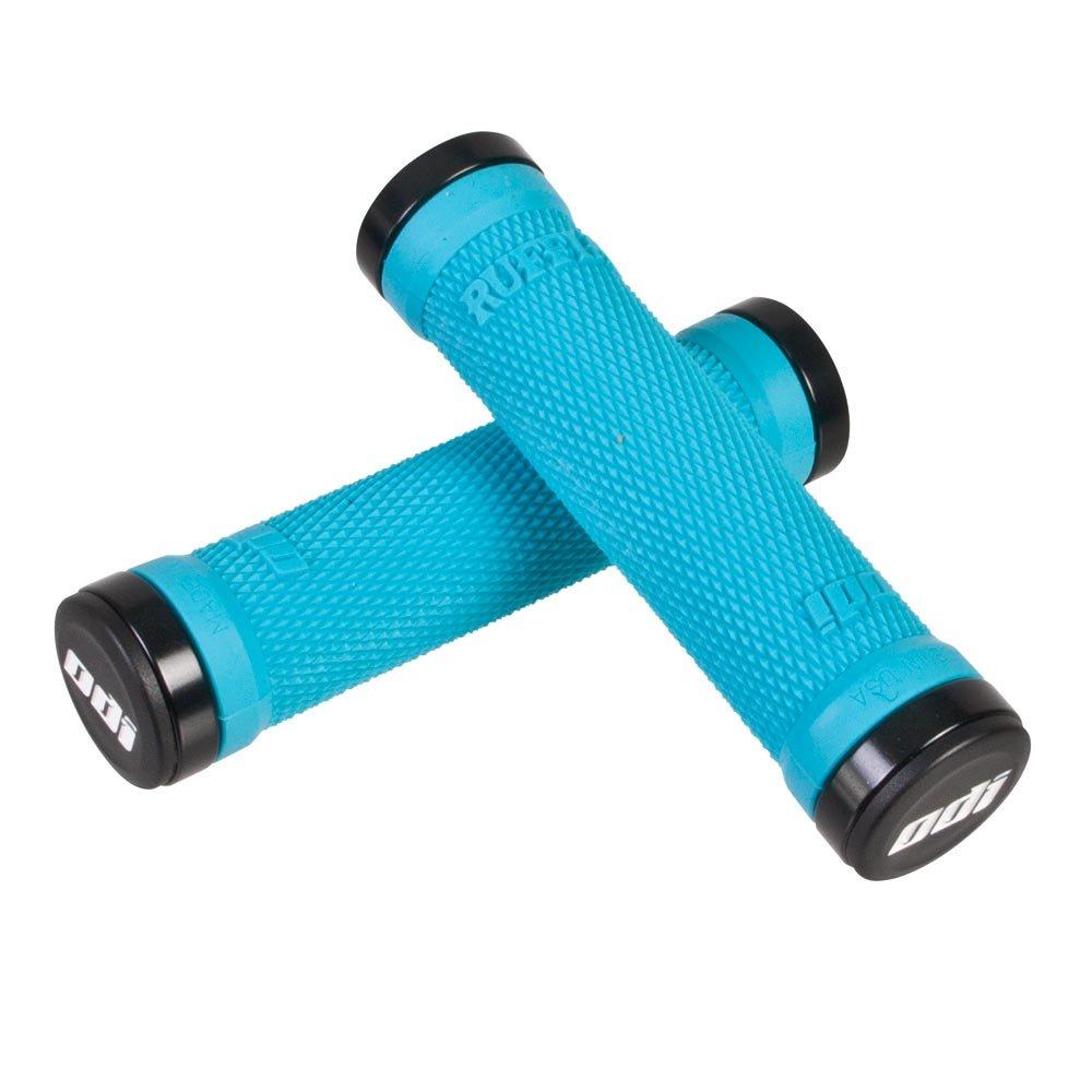ODI Ruffian Lock MTB Grips Blue//Black
