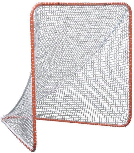 Gladiator Official Lacrosse Goal Net, Orange, 100% Steel Frame, 6 x 6-Foot : Sports & Outdoors