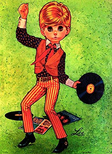 Lee Go Go #2 Pop Art Poster