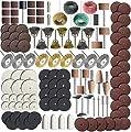 337 Piece Rotary Tool Accessory Set - Fits Dremel - Grinding, Sanding, Polishing