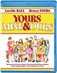 Cover Image for 'Yours, Mine and Ours'