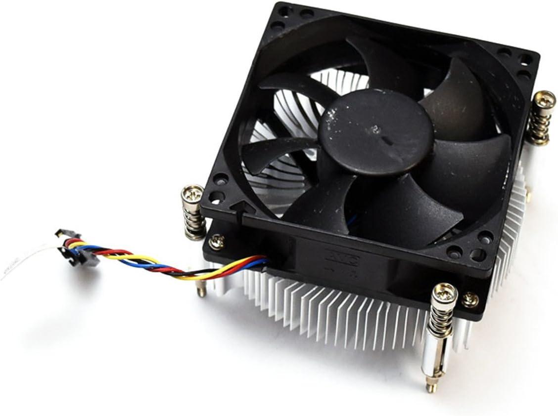 3NVT9 Genuine OEM Dell Optiplex 790 990 MiniTower Medium Tower 65 Watt Performance CPU Cooling 65W Heatsink Fan Module w/3.5 Inch Cable 5p 4w Captive Screws MT Thermal Control DW014 N06X3