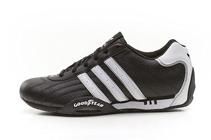 Adidas Originals adiRacer Good Year G16082 Herren Turnschuhe tief  geschnitten, Schwarz, Schwarz - schwarz - Größe: 7.5 UK: Amazon.de: Schuhe  & Handtaschen