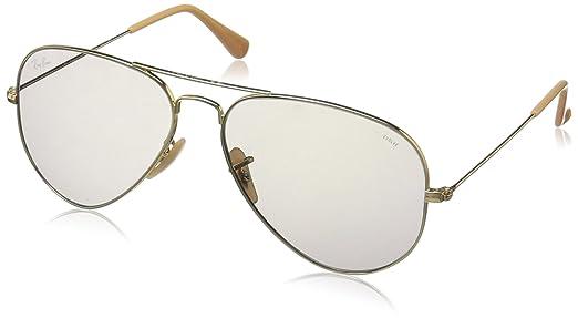 Óculos de Sol Ray Ban Aviator Large Metal Evolve RB3025 9064V8-58 ... d807671b92