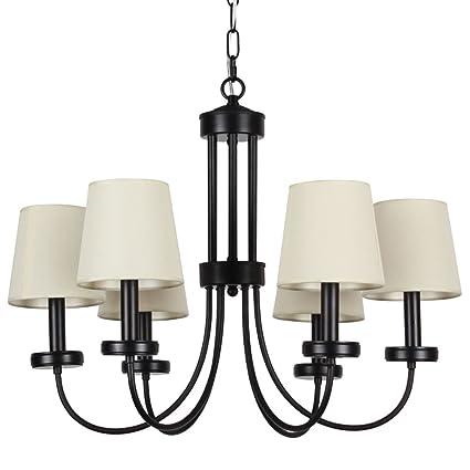 Lámparas Colgantes Luces de la sala de estar del Retro ...