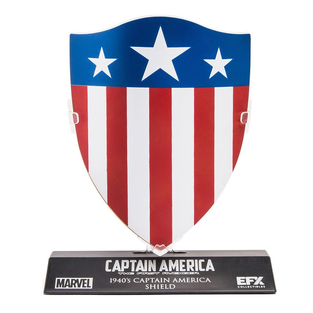 Marvel's Captain America 1940's Shield 1:6 Scaled replica Loot Crate January 2017