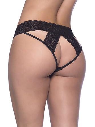 That heart panties strip