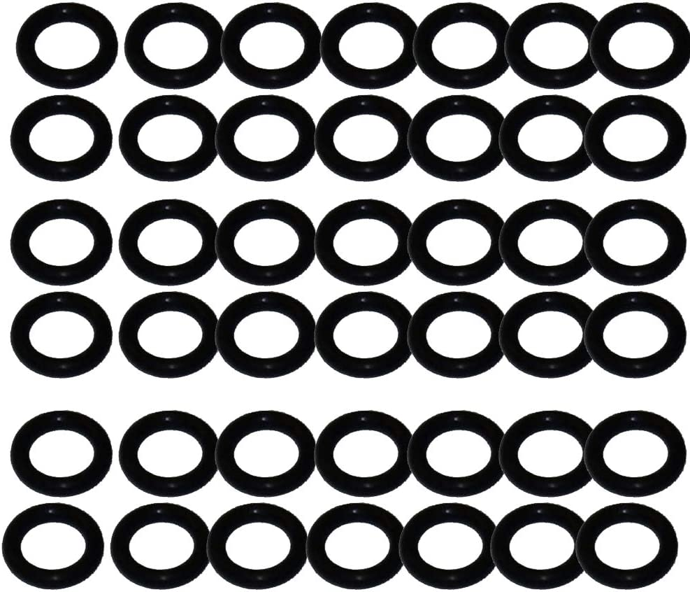 styleinside 50 x Power Pressure Washer O-Rings for 1//4 Quick Coupler Hoses High Temperature