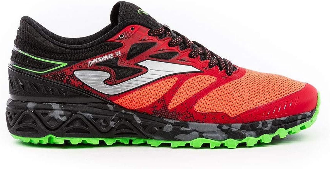 JOMA TK.Sierra Men 906 Red: Amazon.es: Zapatos y complementos