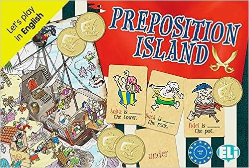 Preposition Island A1 Amazon Fr Livres Anglais Et Etrangers