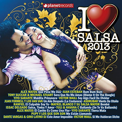 ... I Love Salsa 2013