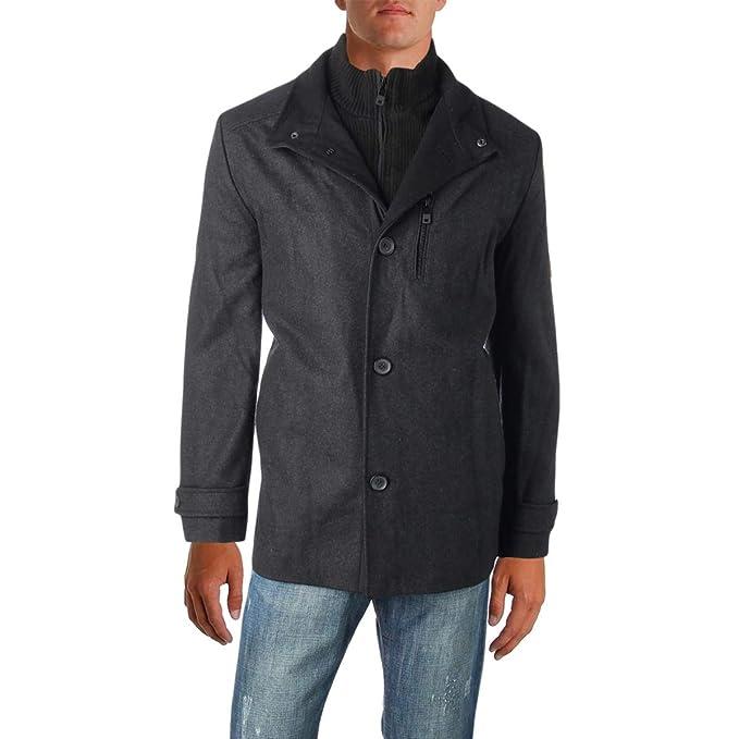 Cole Winter Mens Car At Coat Wool Kenneth New Blend York lJTFKc1