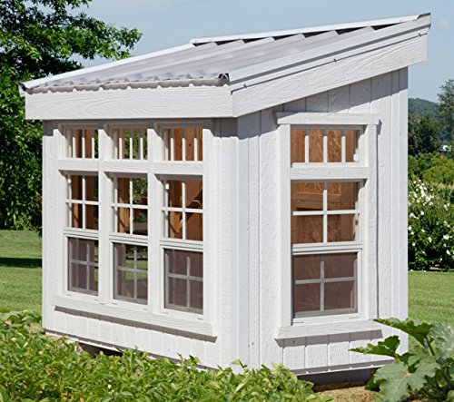 Little Greenhouse (Little Cottage Company Petite Greenhouse Panelized Playhouse)
