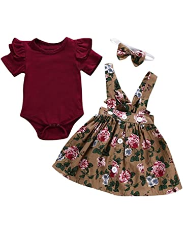Tukistore Newborn Baby Girl Skirt Tutu Clothes Jersey Costume Photo Prop Outfits Clothing Set with Hairband