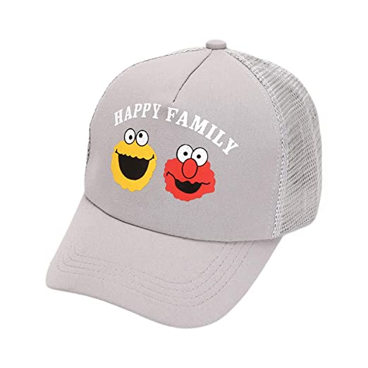 Haptian Gorra de béisbol niños con Letras de Dibujos Animados ...