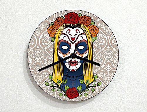 Sugarskulls - Calavera Catrina - Wall (Catrina Costume Ideas)