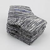 Mocofo Men's 4 Pairs Low Cut Casual Socks