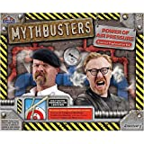 MythBusters Power of Air Pressure Kit building your own marshmallow launcher