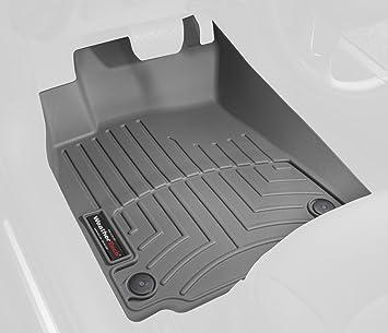 WeatherTech Custom Fit Front FloorLiner for Jeep Liberty Grey