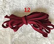 Synthetic Silk Leather Ito Wrapping Cord Sageo for Japanese Samurai Swords Handle Saya A012