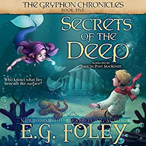 Secrets of the Deep Audiobook