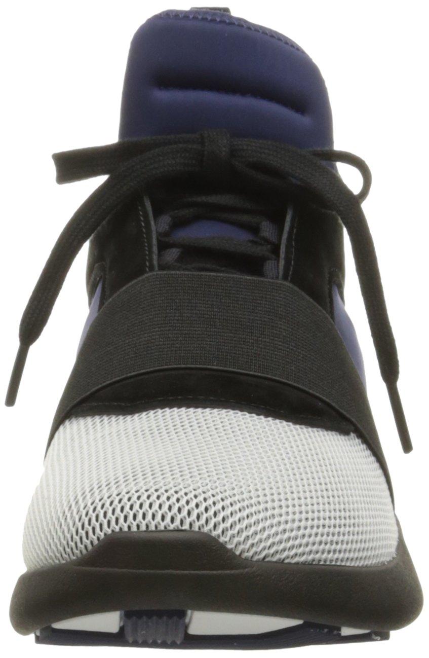 KENDALL + KYLIE Women's Braydin Sneaker B01JMS0ITI 8 B(M) US|Navy